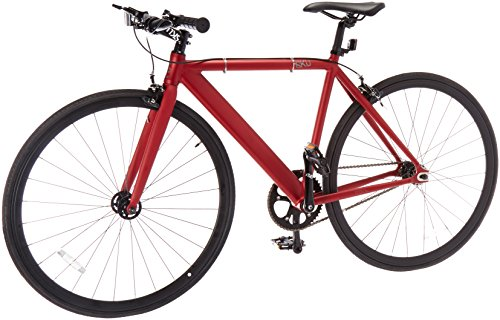 Purchase 6KU Aluminum Single Speed Fixie Urban Track Bike.