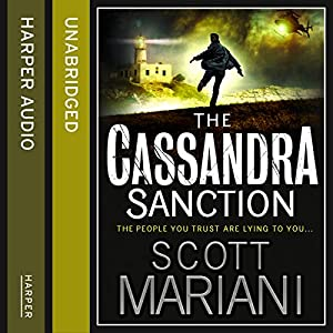 The Cassandra Sanction Audiobook