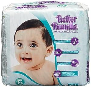 babies best Better Bundle Windeln Gr.6 Extra Large 16+ kg, 108 Windeln