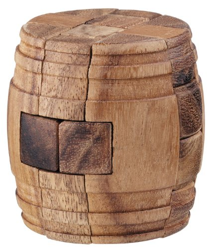 The Barrel Puzzle - 1