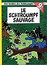 Les Schtroumpfs, tome 19 : Le Schtroumpf sauvage par Peyo
