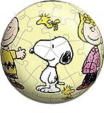 3D球体パズル 60ピース スヌーピー&フレンズ 2003-332