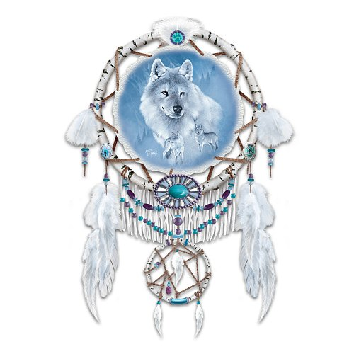 Dreamcatcher Wall Decor: Dream Guardians by The Bradford Exchange