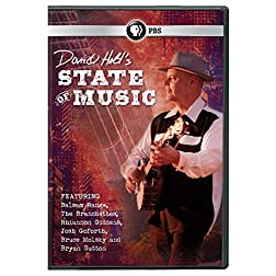 David Holt's State Of Music DVD