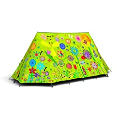 Mad Meadow 2-Person Tent by FieldCandy