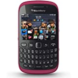 Blackberry Curve 9320 Smartphone BlackBerry 7.1 OS GSM/GPRS/EDGE/3G Bluetooth Wifi 512 Mo Rose