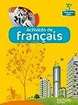 Activit�s de Fran�ais 3e Enseignement...