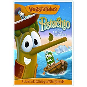 Veggie tales pistachio dvd movies tv for Veggietales pistachio coloring pages