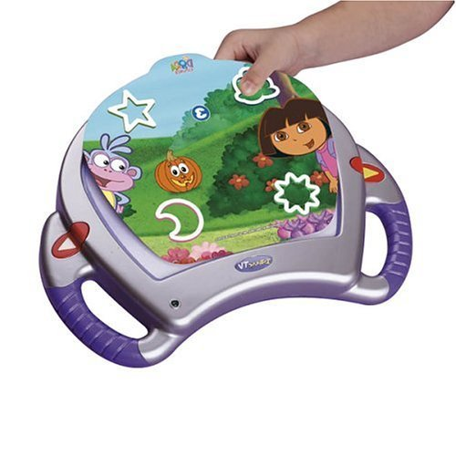 InteracTV Dora The Explorer - Dora's Mixed up Seasons by Fisher-Price (Dora Mixed Up Seasons compare prices)