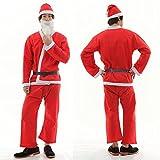 monoii サンタクロース コスプレ 衣装 サンタ コスチューム フルセット 509