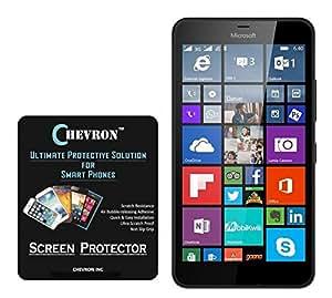 Chevron AquaShieldz Pro Ultra Clear & Matte Screen Guard Protector For Microsoft Lumia 640 XL (Pack Of 2)