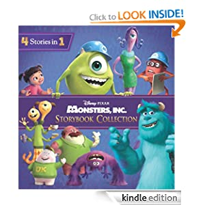Monsters, Inc. Storybook Collection - Kindle edition by Disney Book