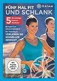 echange, troc Gaiam Gaiam-Fuenf Mal fit und schl [Import allemand]