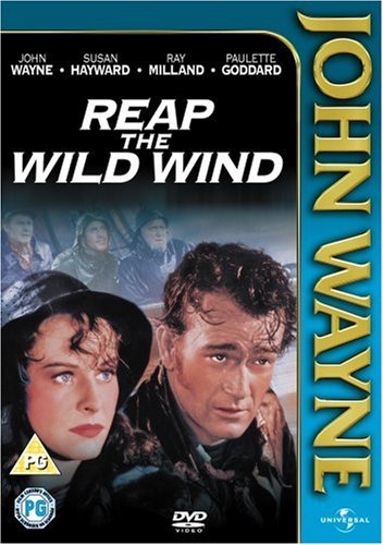 Reap the Wild Wind (John Wayne) [DVD]