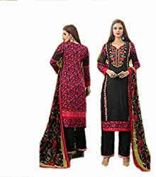 Kashmira's cotton embroidered suits