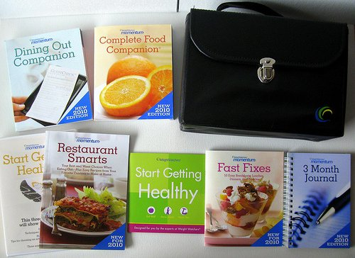 New Weight Watchers 2010 Deluxe Member Kit Plus
