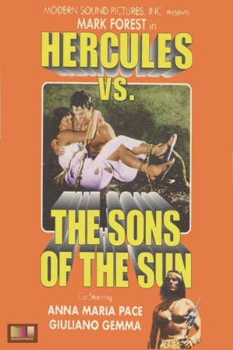 Hercules Vs. Son Of Sons