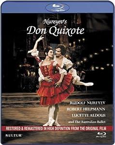 Don Quixote - Nureyev (Australian Ballet) - Blu-ray