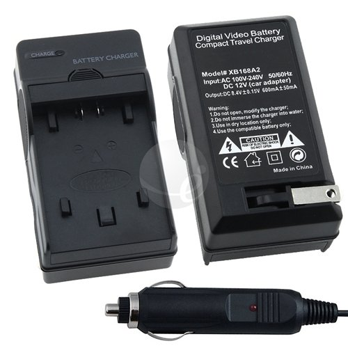 For Sony Handycam Dcr-Hc21 Np-Fp50 Fp70 Battery Charger