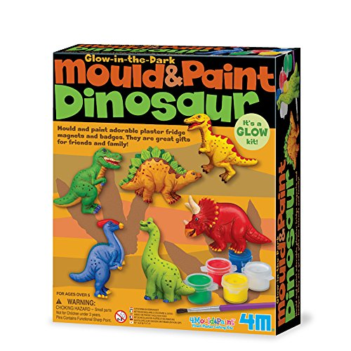 Toyland Mould & Paint Kit Dinosaur