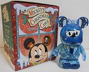 Amazon.com : Mickey's Christmas Carol Goofy as Ghost of Jacob Marley Disney Vinylmation 3 ...