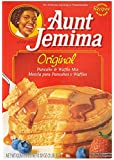 Aunt Jemima Pancake and Waffle Mix 907 g (Pack of 6)