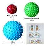 Massage Ball for Foot Hand Back Neck...
