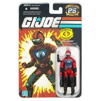 G.I. Joe 25th Anniversary Cobra HISS Driver Figure