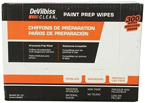 devilbiss-803657-dc101-paint-prep-wipe-box-of-300-by-devilbiss