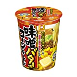 マルちゃん 縦型ビッグ 味噌バター味コーンラーメン 100g×12個
