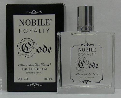 NOBILE ROYALTY CODE by Alexander De Casta for MEN: EAU DE PARFUM SPRAY 3.4 OZ