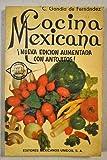img - for Cocina mexicana book / textbook / text book