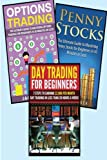 img - for Stocks: 3 in 1 Master Class Box Set: Book 1: Day Trading for Beginners + Book 2: Penny Stocks + Book 3: Options Trading (Day Trading - Day Trading for ... Options - Options Trading - Stock Trading) book / textbook / text book