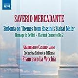 Mercadante: Orchestral Works