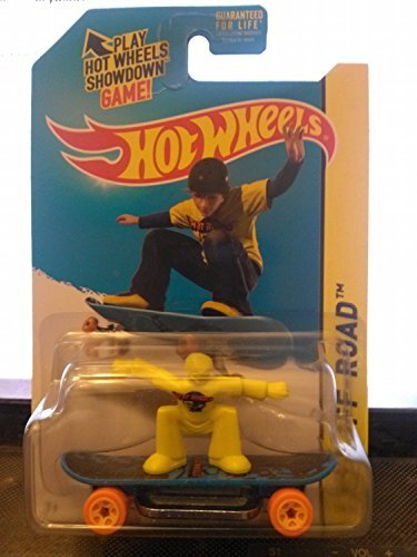 2014 Hot Wheels Hw Off-Road - Skate Punk - 1