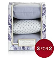 Floral Collection Lavender Fragranced Cushions