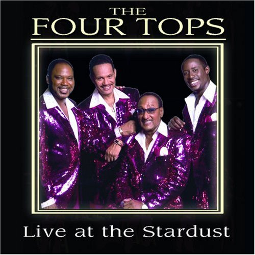 The Four Tops - The Four Tops Live - Zortam Music