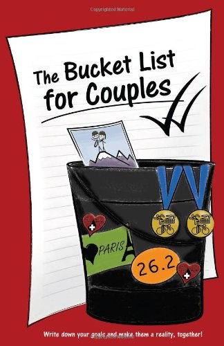 The Bucket List for Couples Paperback –  by Lovebook  (Author), Kim Chapman (Designer)