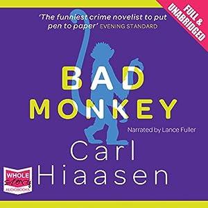 Bad Monkey Audiobook