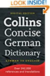 Collins Concise German-English Dictio...