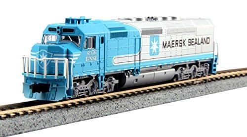 kato-176-9241-n-scale-emd-sdp40f-type-ivb-bnsf-6976-locomotive-maersk-sealand