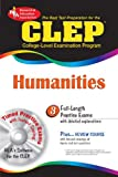 CLEP Humanities w/CD-ROM (CLEP Test Prep...