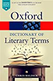 img - for The Oxford Dictionary of Literary Terms (Oxford Quick Reference) book / textbook / text book