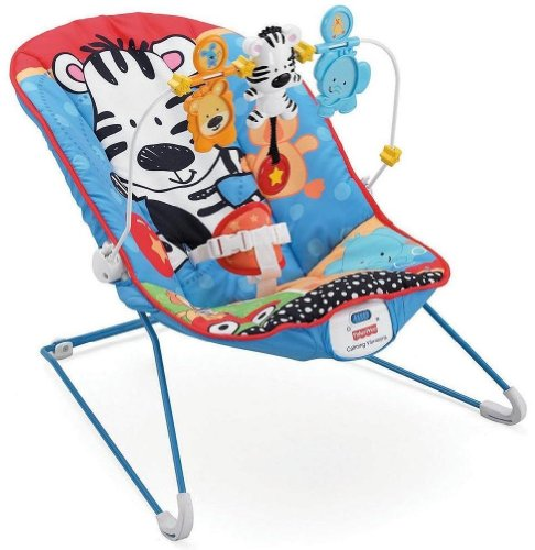 Buy Fisher-Price Adorable Animals Baby's Bouncer