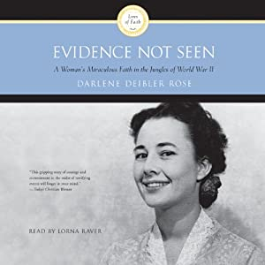 Evidence Not Seen Audiobook