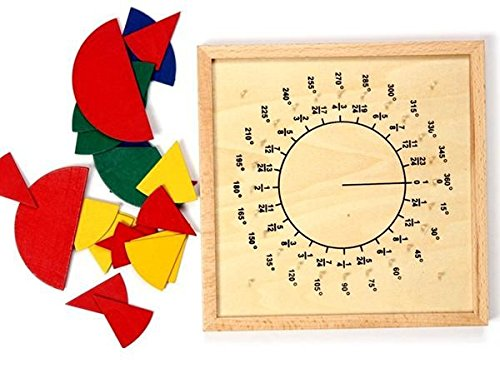 1-Set-Wooden-Circular-Mathematics-Fraction-Division-Teaching-Aids-Montessori-Board