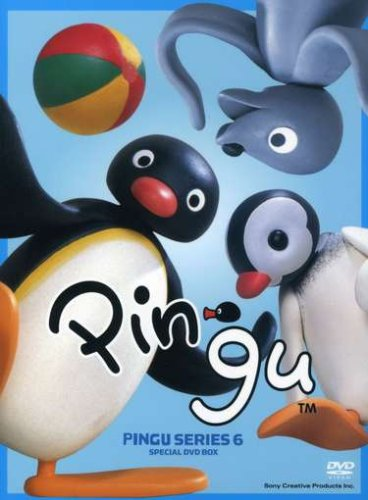 PINGU SERIES 6 [DVD]