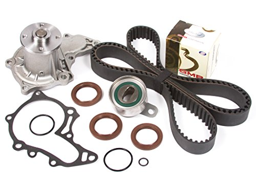 Evergreen TBK036WPT Toyota 4AFE DOHC Timing Belt Kit w/ Water Pump (1992 Toyota Corolla Water Pump compare prices)