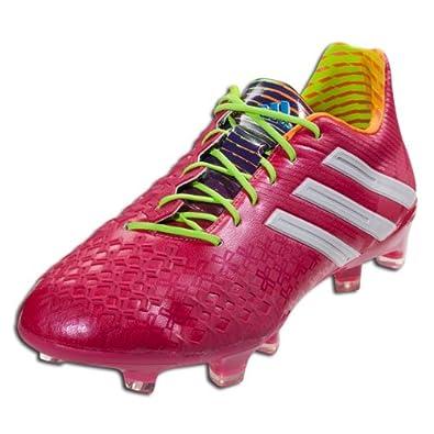 Mens adidas Soccer Shoes Predator LZ TRX FG Samba Pack Cleats by adidas