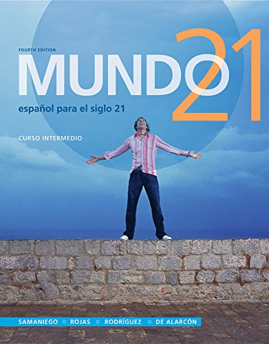 Personal Tutor Online Study Tool 3-Semester To Accompany Mundo 21 [Instant Access]
